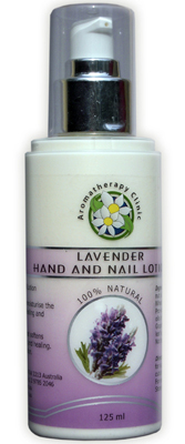 Lavender Hand and Nail Lotion